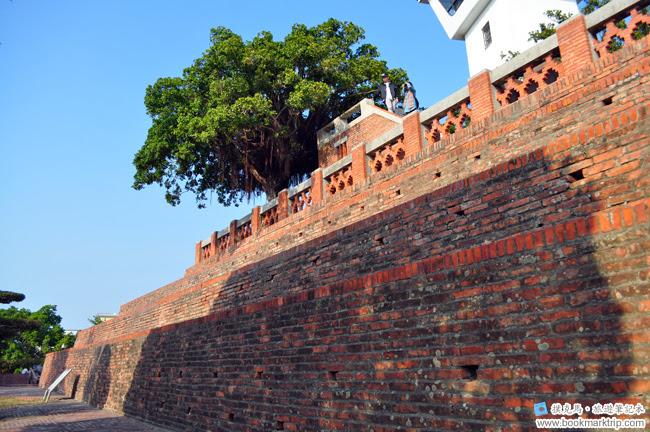 安平古堡高臺