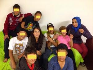 minori immigrati, Centro Astalli