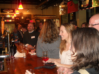 Boston's Harpoon Brewery Hosts Oyster Restoration Supporters