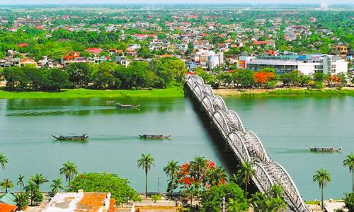 Những bài thơ tình viết về quê hương Thừa Thiên Huế