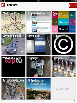 Añadir blog WordPress a Flipboard