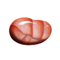 Una gelatina Tuttigusti + 1 al sapore di gamberetto