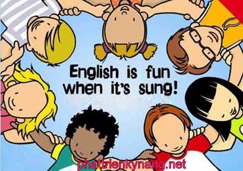 Âm nhạc sẽ cung cấp từ mới cho bạn để phát triển kỹ năng nghe tiếng Anh