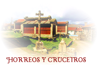 Hórreos y Cruceiros de Galicia