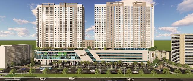 Tổ hợp dự án cao cấp Palm Garden
