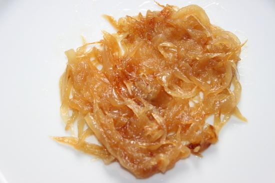 Cebollas caramelizadas