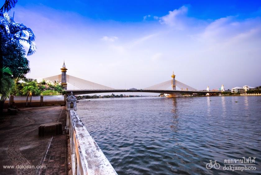 สะพานนนทบุรี 1  หรือสะพานมหาเจษฎาบดินทร์