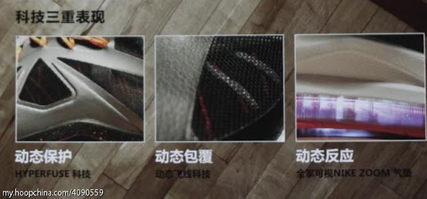 Teaser Nike LeBron X Holiday 2012 Collection Preview