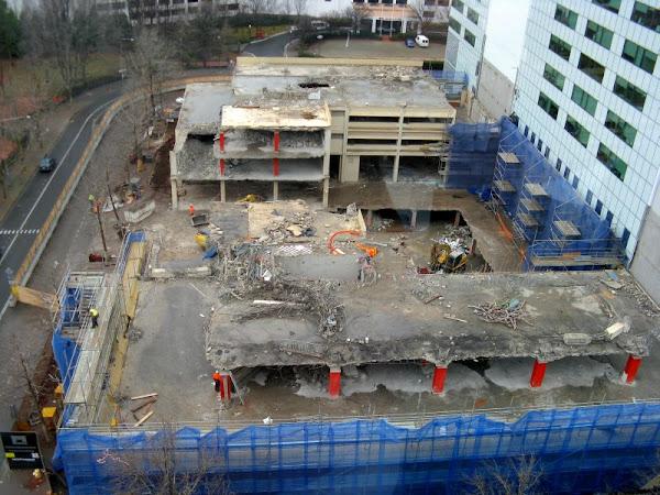 civic demolition