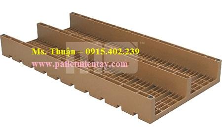 Pallet nhựa nhập khẩu Malaysia EN2-1206