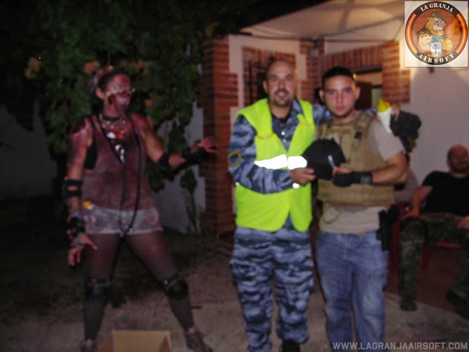 ZOMBIE APOCALIPSIS II. La Granja. 13-09-14 PICT0056