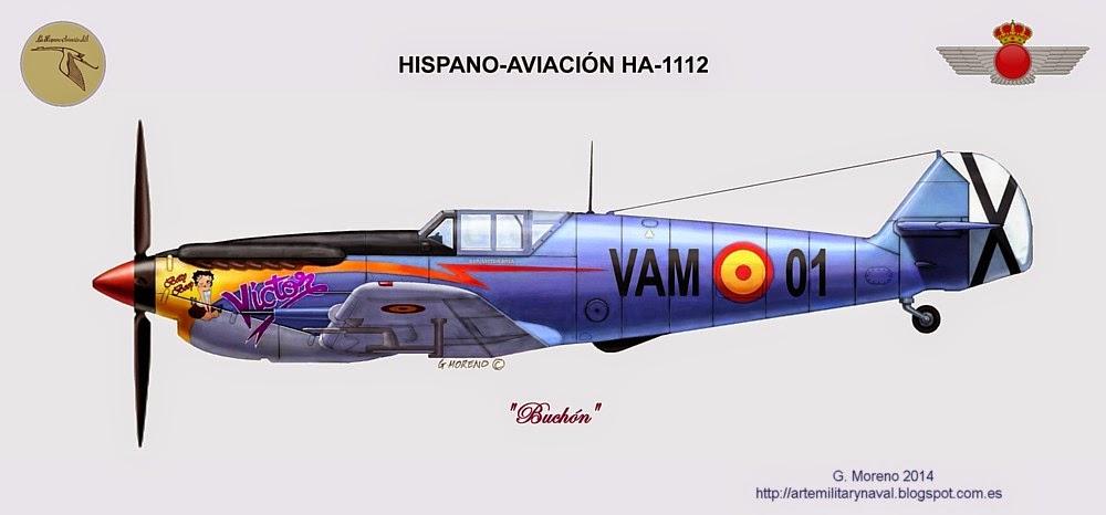 HA-1112 BUCHÓN