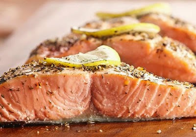 Diabetic meals 12 tasty fish recipes that are easy to make for montreal style salmon forumfinder Gallery