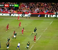 James Hook, Wales, South Africa, Defeat, rugby, Millennium Stadium, Cardiff, International