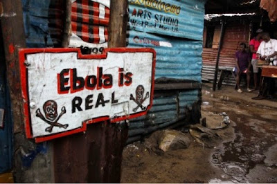 A professor in U.S. is telling Liberians that the Defense Department'manufactured' Ebola