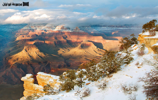 الوادي الكبير Grand Canyon