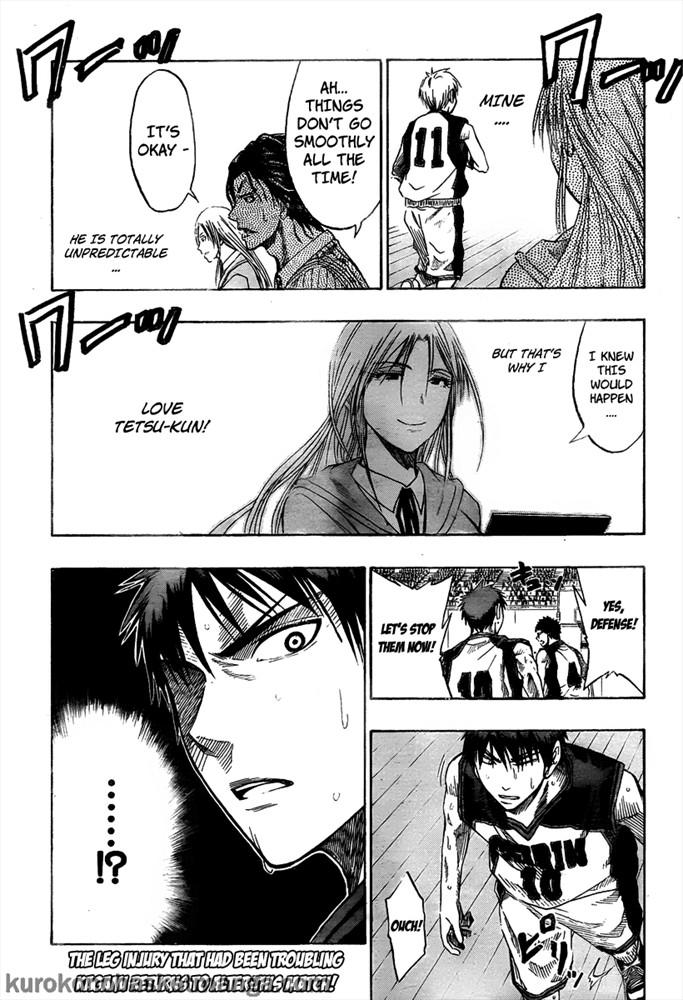 Kuroko no Basket Manga Chapter 44 - Image 19