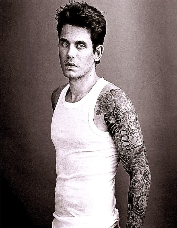 Images For gt John Mayer 2014 Tattoo