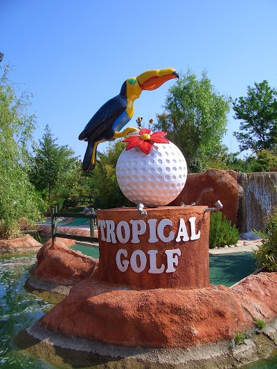 Tropical Golf Saint Cyprien