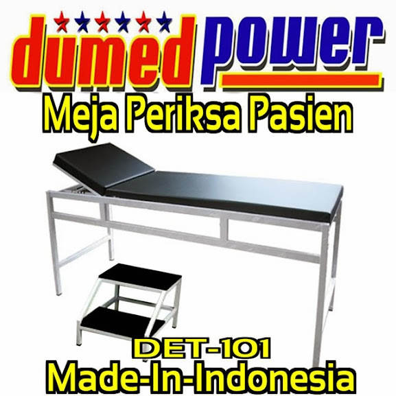Meja-Periksa-Pasien-Examination-Table-DET-101-DumeDPoweR