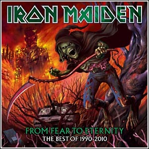 lancamentos Download   Iron Maiden   From Fear to Eternity Best of 1990 2010