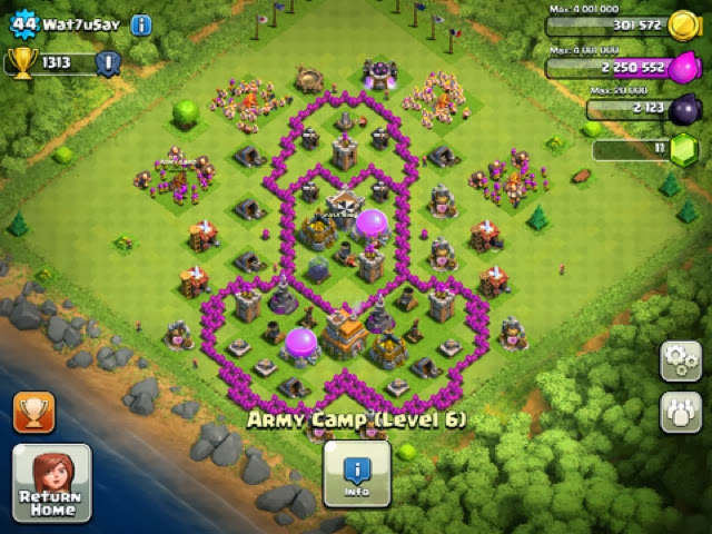 Coc th3 attack strategy myideasbedroom com