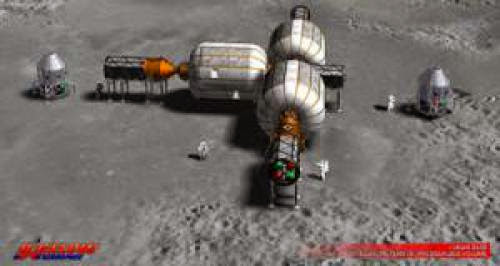 Bigelow And Nasa Develop Plans For Lunar Base