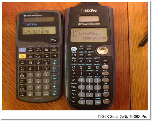 "eddie s math and calculator blog my favorite solar calculators of rh edspi31415 blogspot com Ti 36"" Pro Calculator TI- 83 Plus"