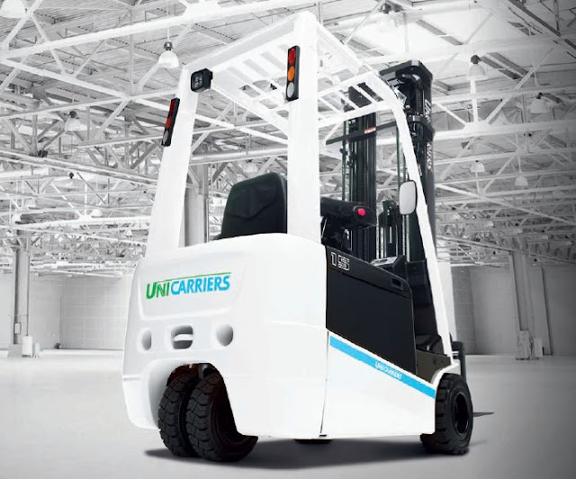 Battery forklift 1.25 - 2.0 tons