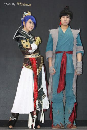 Han Chae Yee gợi cảm cùng cosplay Yulgang 2 5