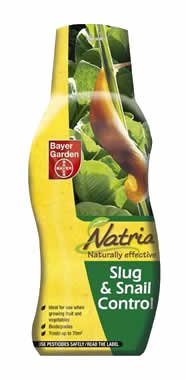 Bayer Natria slug and snail control