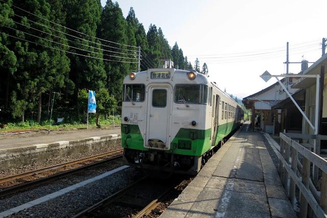 会津宮下駅