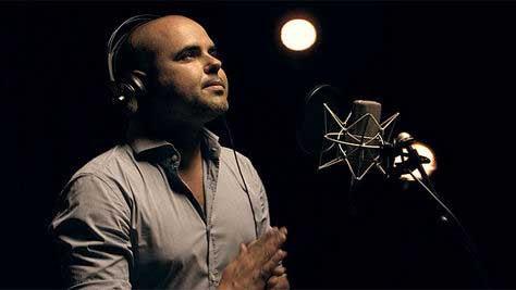 Juan Magán, grabación