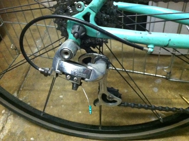 Help identifying this steel Bianchi - Weight Weenies