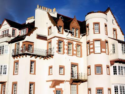 Building in Edinburgh