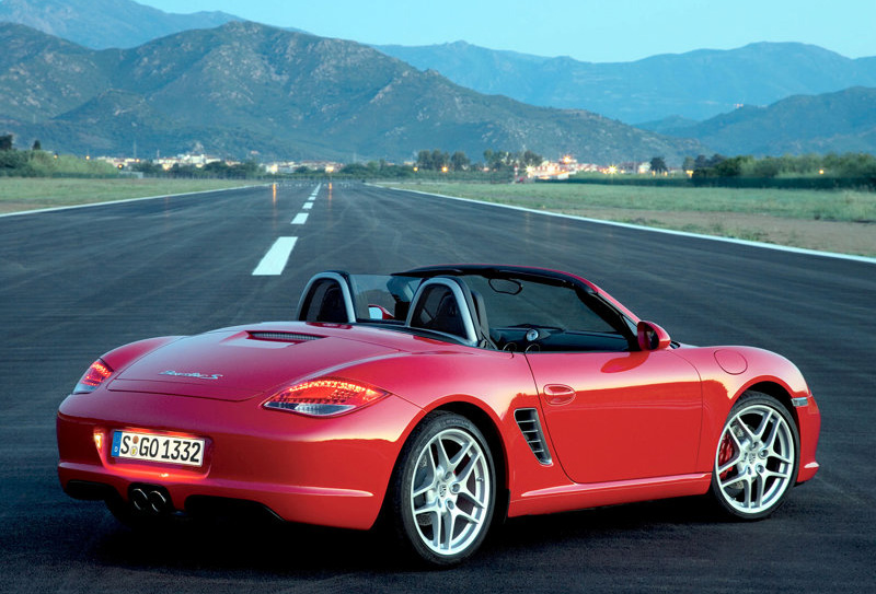 1234sport porsche boxster s 2009. Black Bedroom Furniture Sets. Home Design Ideas