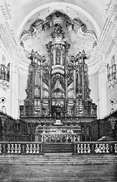 Organo Del Piano - foto De Roberto