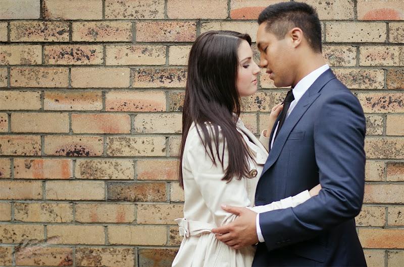 Vincent + Nioka Engagement
