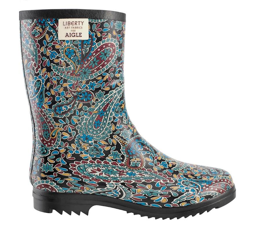 *AIGLE法國經典膠靴:百年工藝製作過程完整大公開! 2
