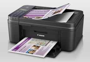 Printer Canon PIXMA E480 driver for windows mac linux