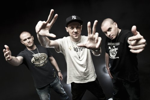 Hilltop Hoods in London