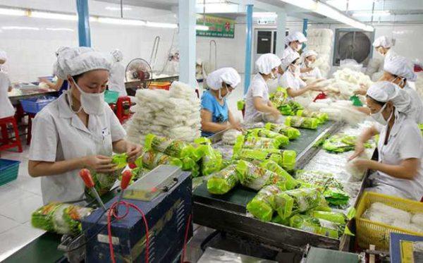 Đơn hàng chế biến thực phẩm cần 9 nữ làm việc tại Hokkaido Nhật Bản tháng 11/2017