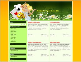 Online Casino Template 902