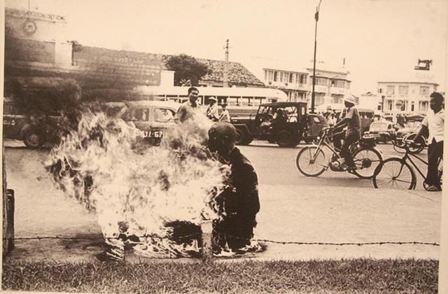 Pháp Nạn 1963: Ngọn lửa Thích Thiện Mỹ