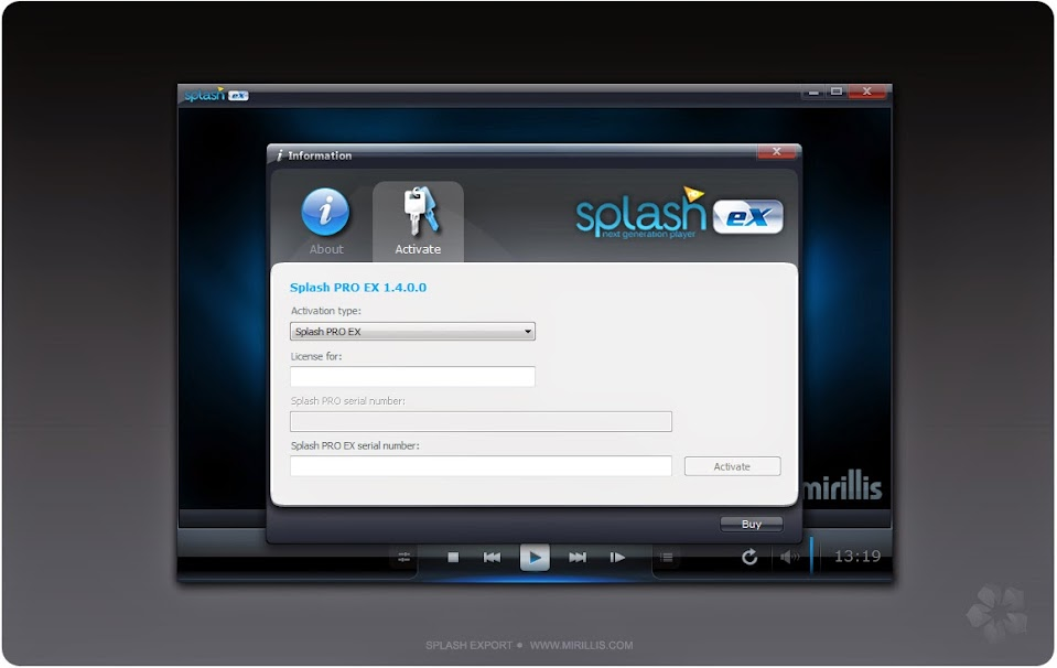 Mirillis Splash Pro EX 1.13.2.0 [Reproductor de Audio y Video HD] [Español/Multi] [Full] – [ExeFull] 15