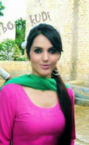 Punjabi Looking So Beautiful Girls