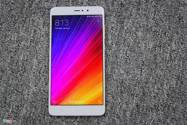 Đập hộp Xiaomi Mi 5s Plus giá hơn 10 triệu đồng - 144814