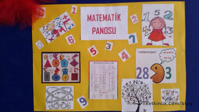 Okul Duvar Panosu örnekleri Bölüm 4