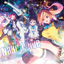 Musaigen no Phantom World OP Single – Naked Dive