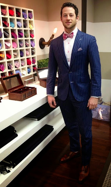 Men's Custom Suits Washington DC | Michael Thomas Custom Clothiers at 1300 I St NW, 103, Washington, DC